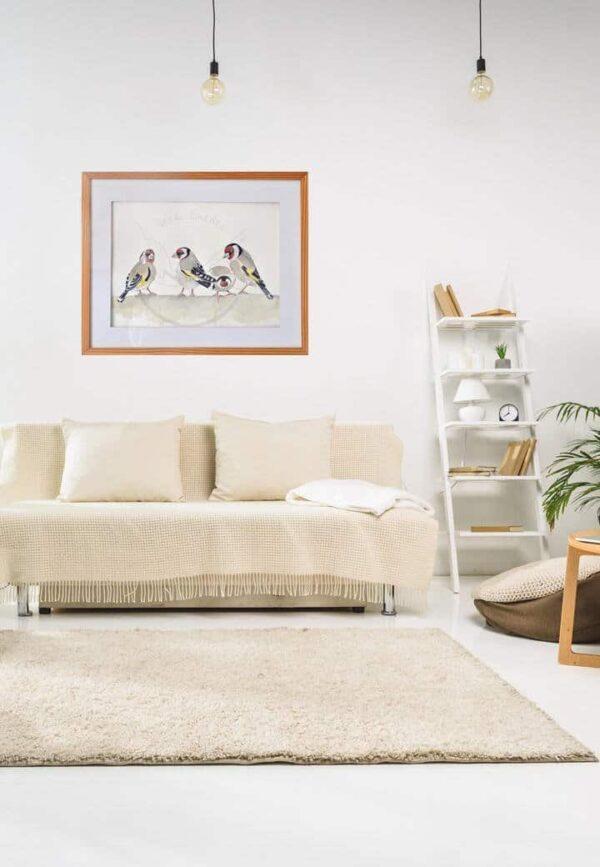 European Goldfinch Print
